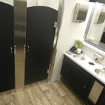 VIP Trailer Washroom